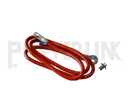 4GA SIDE TERMINAL BATTERY CABLE