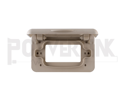 RV Outlet Recaeptacle Cover