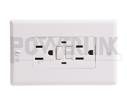 RV GFCI Outlet Receptacle