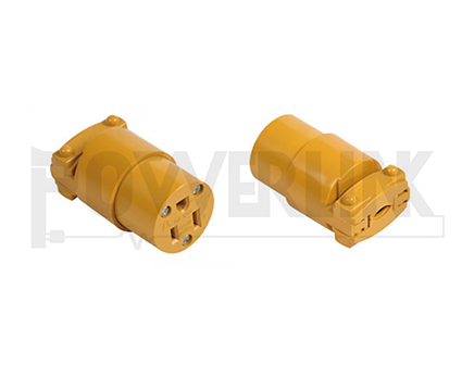15A Replacement Female Plug